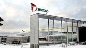 Metsos mekaniska verkstad i Tammerfors