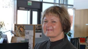 """Kimitoöns utvecklingschef Gunilla """"Gilla"""" Granberg."""