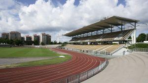 Paavo Nurmi-stadion i Åbo