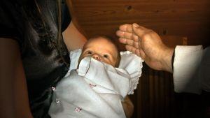 Barn som döps