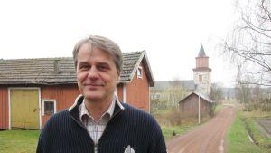 Trafichef Christjan Brander i Väståboland