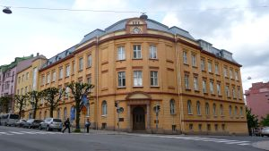 Cygnaeus skola i Åbo