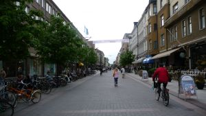Universitetsgatan i Åbo