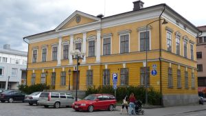 Rådhuset i Karleby