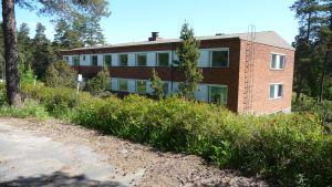 Helenasjukhuset i Kristinestad.