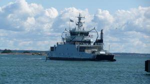 Förbindelsebåten Aurora