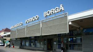 Matkahuolto i Borgå