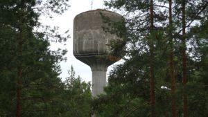 Vattentorn i Lovisa
