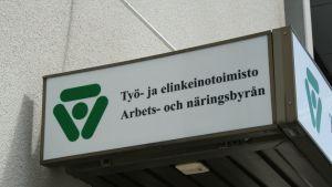 Arbets- och näringbyrån i Lovisa