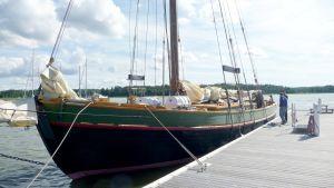 Österstjernan vid Lovisa hamn