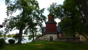 Fagervik kyrka