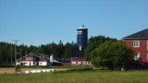 Västankvarn försöksgård i Ingå.