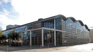 Biblioteket i Karleby.