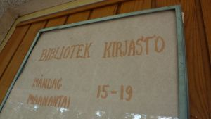 Biblioteket i Svartå