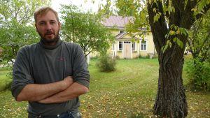 Mats Brandt, sfp:s gruppordförande, tror att förtroendet för styrelsen prövas