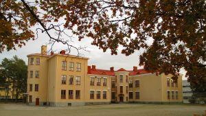 Palossaren koulu på Brändö i Vasa.