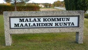 Malax kommun.