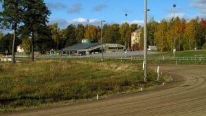 Travbanan i Vasa.