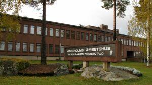 Korsholms ämbetshus.