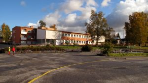 Smedsby-Böle skola.