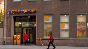 Postkontor i Åbo.