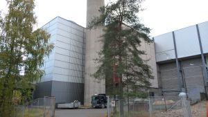 Avfallsförbränningsverket i Oriketo