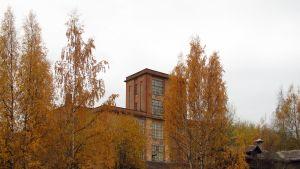 Gamla tvålfabriken i Vasa.