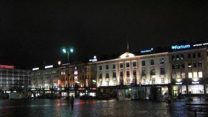 Nedre torget i Vasa.