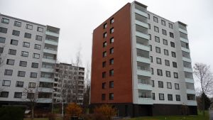 Höghus i Petrelius, Åbo