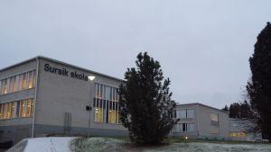 Sursik skola i Pedersöre