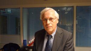 Sven-Erik Hansén, rektor för Åbo Akademi i Vasa
