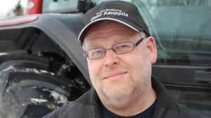 Kalle Svedjebäck - bild från 2010