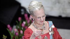 Danmark drottning Margrethe