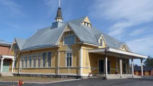 Jungsborg i Karleby