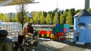 Lekpark i Tammerfors