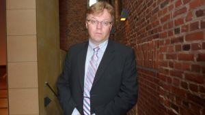 Kommunförbundets vd Kari-Pekka Mäki-Lohiluoma.