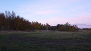 Åker i Täktom var våtmark skall byggas