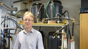 Professor Henrik Saxén, Åbo Akademi
