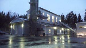 Biovärmeverket i Pargas