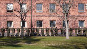 Öppna portars dag i Dragsvik.