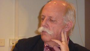 Historikern Henry Nygård.