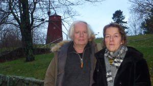 Ulf Stark och Janina Orlov medverkar i Bokkalaset i Ekenäs