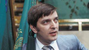Väyrynen år 1978 då han var utrikesminister