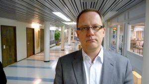 Tomas Häyry, teknisk direktör i Vasa.