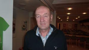 SFP:s Sven Holmberg i Raseborg