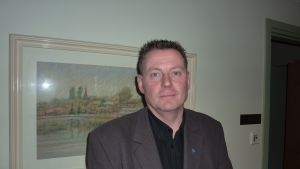 Bildningschef Karl-Erik Gustafsson i Hangö.
