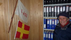I Gustav Sundmans arkiv i Ingå skärgård finns både material om regionen och nationellt samt internationellt material.