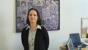 Lilian Grönlund, advokat på Vasa rättshjälpsbyrå.
