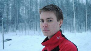 Österby Sportklubbs Andreas Selenius deltar i junior-VM i skidskytte i tjeckiska Nove Mesto 28-1.-5.2.