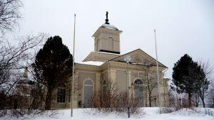 Korsnäs kyrka